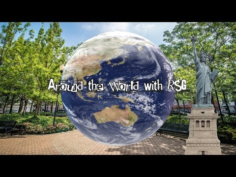 Around the World with RSG: United States of America