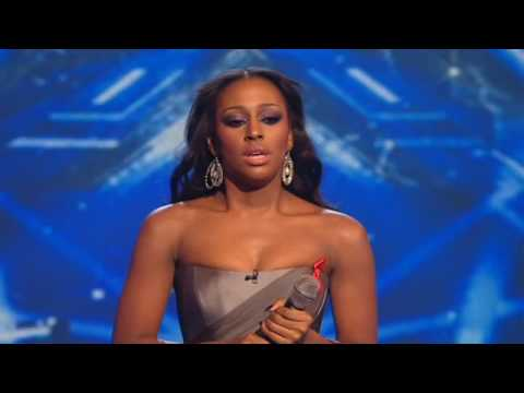 X Factor 2008: Alexandra Burke - Listen: HQ (Full Video)