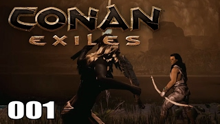 CONAN EXILES [001] [Gemeinsam durch den Sandsturm] [Multiplayer] [Deutsch German] thumbnail