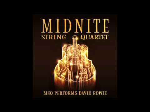 Heroes MSQ Performs David Bowie by Midnite String Quartet
