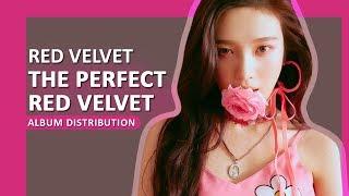 Red Velvet - THE PERFECT RED VELVET [REPACKAGE] | Album Distribution