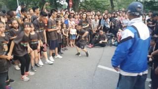 Hồ gươm | Giao lưu hiphhop | Sắc màu tuổi thơ vs HunterBreakerz P2