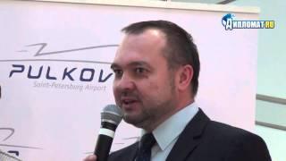 В Пулково открылась мобильная библиотека