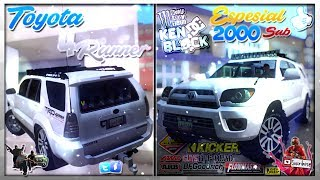 💎✯▶ⒼⓉⒶ◀Toyota 4Runner 2008 Para su [Gta San]Especial 2000 Sub▼2018▼✯💎