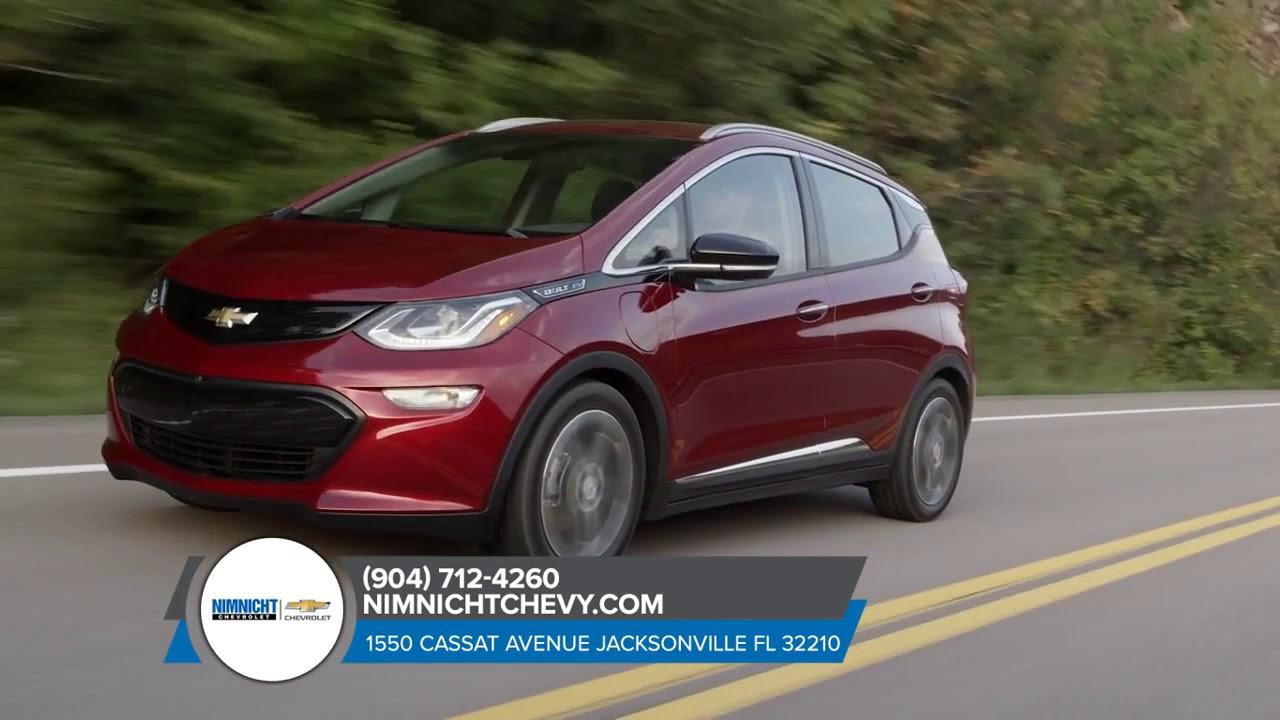 Car Dealerships In Jacksonville Fl >> 2019 Chevrolet Bolt Ev Jacksonville Fl Chevrolet Bolt Ev Dealership Jacksonville Fl
