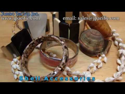 Philippines Shell Jewelry Manufacturer & Wholesale Collection
