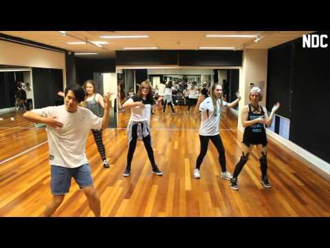 [VARIETY] 36 kpop dances in 20 mins | NekoDC Workshop Brisbane