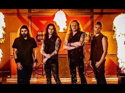 Firewind feat. former Ozzy guitarist Gus G.new album, tour and 2 new members..!