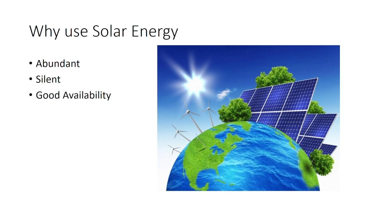 Why We Should Use Solar Energy - Youtube-7861