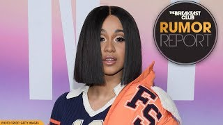 Cardi B Says NYPD Officer Put Her In a Chokehold