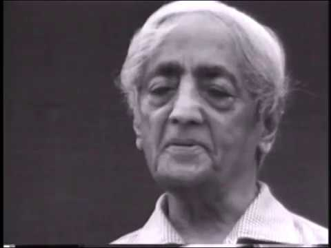Can you help me to apprehend the sacred? | J. Krishnamurti