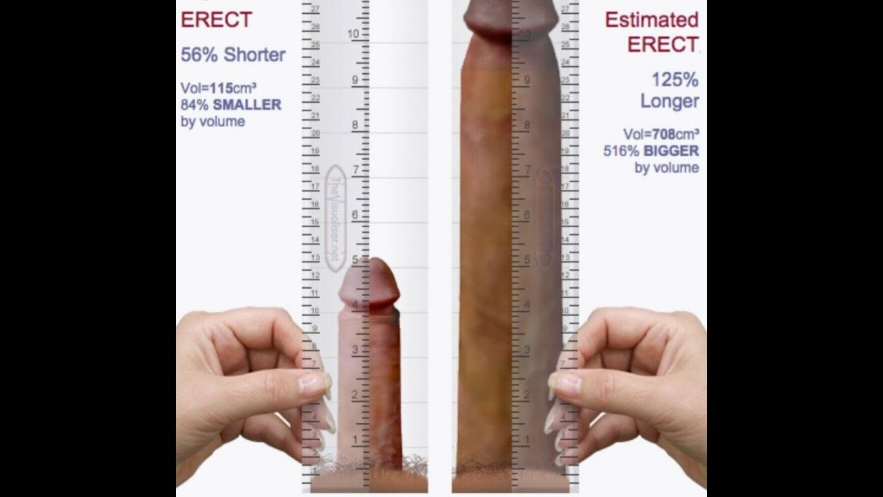 Women's preferences for penis size