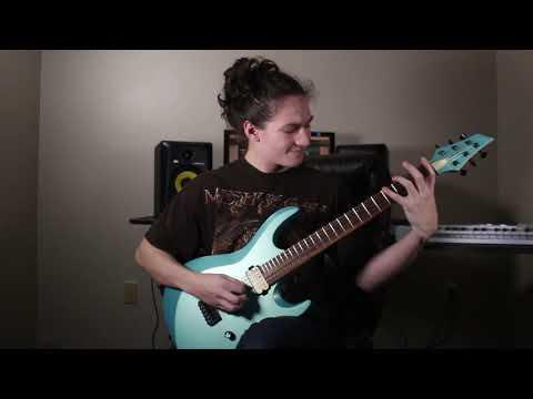 Adversus - Electrocortex (Guitar & Bass Playthrough)