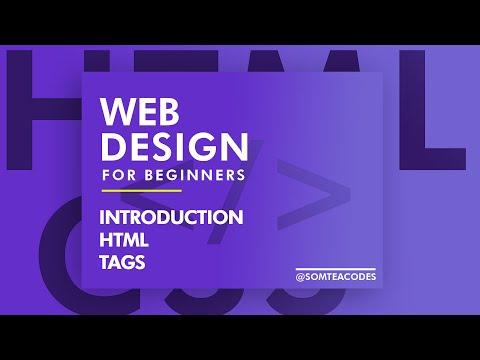 Web design for beginners 1