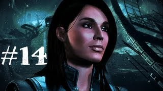 Mass Effect 3 - Walkthrough Part 14 - EDI (ME3 Kinect Gameplay) [PC/Xbox 360/PS3]