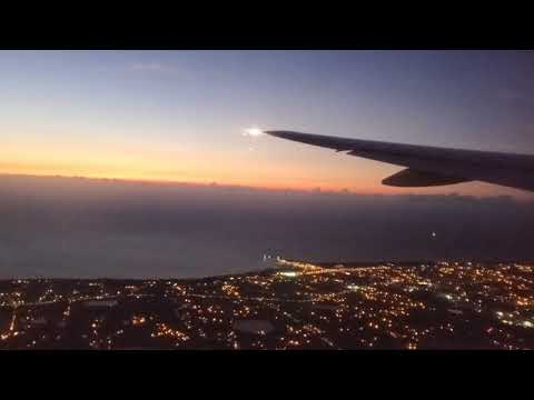 cathay-pacific-b777-300-landing-at-taipei-taoyuan-airport-(tpe)