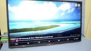 LG 42LA620V Звук є,Чорний екран. Заміна світлодіодного підсвічування.