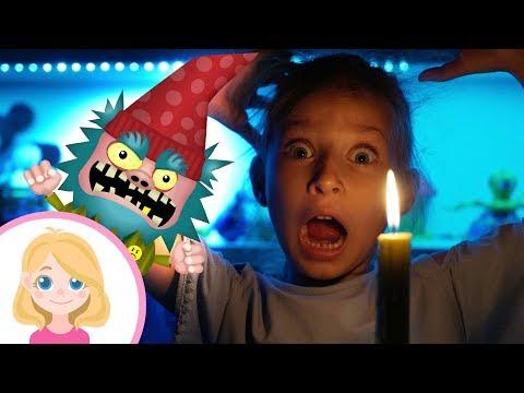 Настоящее волшебство - Маленькая Вера и конфетный гномик - Сказочная поиграйка