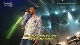 "Rock in Rio | Sam Smith - ""Leave Your Lover"" (Legendado em Português)"