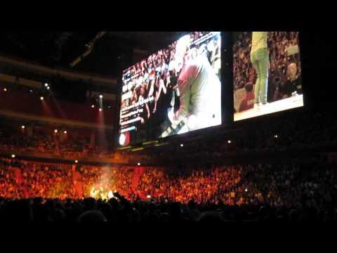 U2 - Elevation - Live Stockholm 16 September 2015