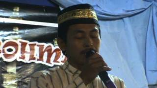 Mulid Nabi 1433H - Sambutan Ketua Panitia Blok D-Y Bpk Subkhan
