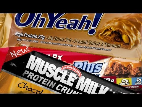Should You Eat Protein Bars?