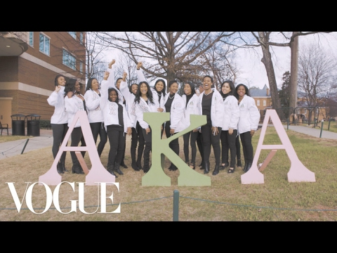 The Alpha Kappa Alpha Sorority on Sisterhood and Community | American Women | Vogue