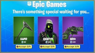 Fortnite : LEAKED GIFTING OPTIONS ! «Don prêt à l'emploi» (Gifting Dev Test)