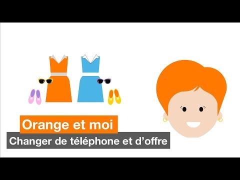 Orange Et Moi - Changer De Téléphone Et De Forfait En Même Temps