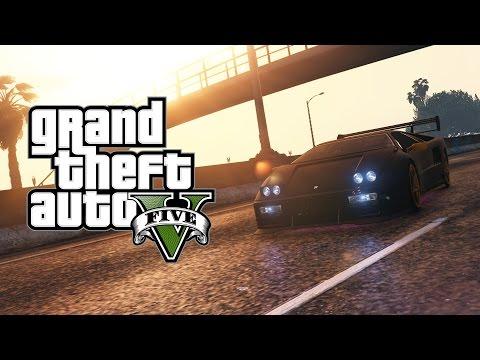 NAJNOVIJI LAMBO U GTA V ! Grand Theft Auto V - Infernus Classic