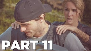 DAYS GONE Walkthrough Gameplay Part 11 - FLASHBACK (PS4 Pro)
