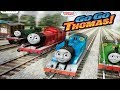Thomas & Friends | Go Go Thomas | Full Movie Game Speed Challenge | Android Apps | ZigZag Kids HD