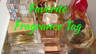 Favorite 2014 Fragrance Tag  & My Collection - 2015 Thumbnail