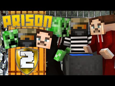 Zagi i Fængsel - FANGET JAGTEN EFTER VAND?! #2 | Dansk Minecraft