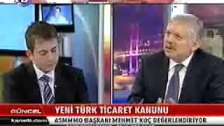 Yeni Türk Ticaret Kanununun Getirdikleri - ASMMMO