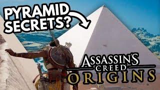 How Were The Pyramids REALLY Built? Assassin's Creed Origins