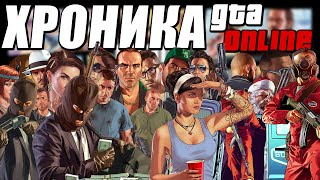 КАК УБИВАЛИ МУЛЬТИПЛЕЕР GTA V. Хроника GTA Online