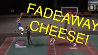 FADEAWAY CHEESE ON THE STAGE! NBA 2K15