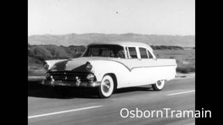 1955 Ford Commercial - Big Summer Bandwagon Sale-A-Bration
