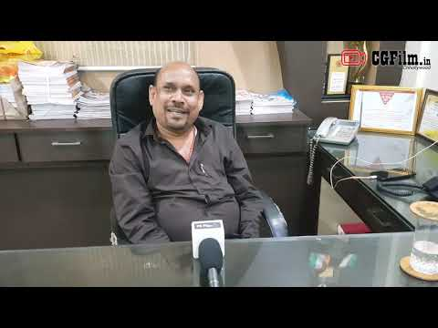 Chhollywood CG Film Rongobati | रंगोबती || Interview - Director Ashok Tiwari