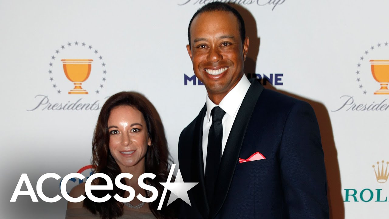 Tiger Woods Shares Rare Photo With Girlfriend & Kids In Quarantine