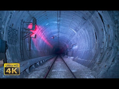 4K CABVIEW Belgrade urban and suburban railway line - Novi B