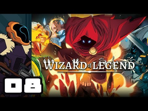 Let's Play Wizard of Legend - PC Gameplay Part 8 - Blenderman