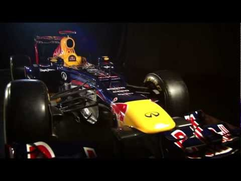 New Formula One Car Release - RB8 - Red Bull Racing 2012
