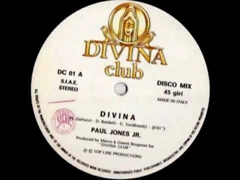 Paul Jones Jr. Divina
