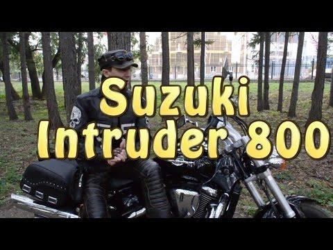 [#Докатились!] Suzuki Intruder 800. Если не видно разницы, то зачем платить больше??