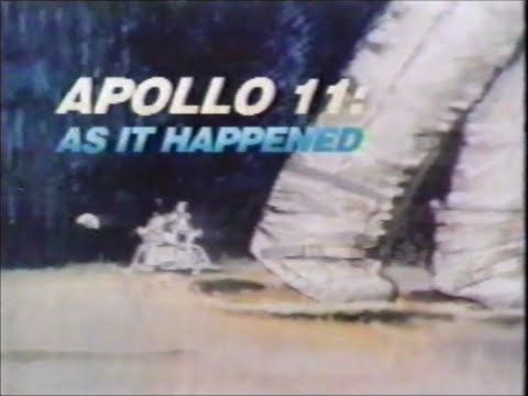 Apollo 11: As It Happened (Complete 6-hour Program)