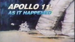 Apollo 11: As It Happened (Full 6-hour Program)