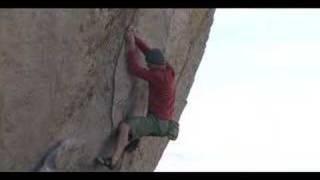 Bishop CA, Buttermilks, Highball bouldering