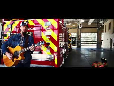 Big Red Truck (A Firefighters Life) - John Riggins - MCB Video